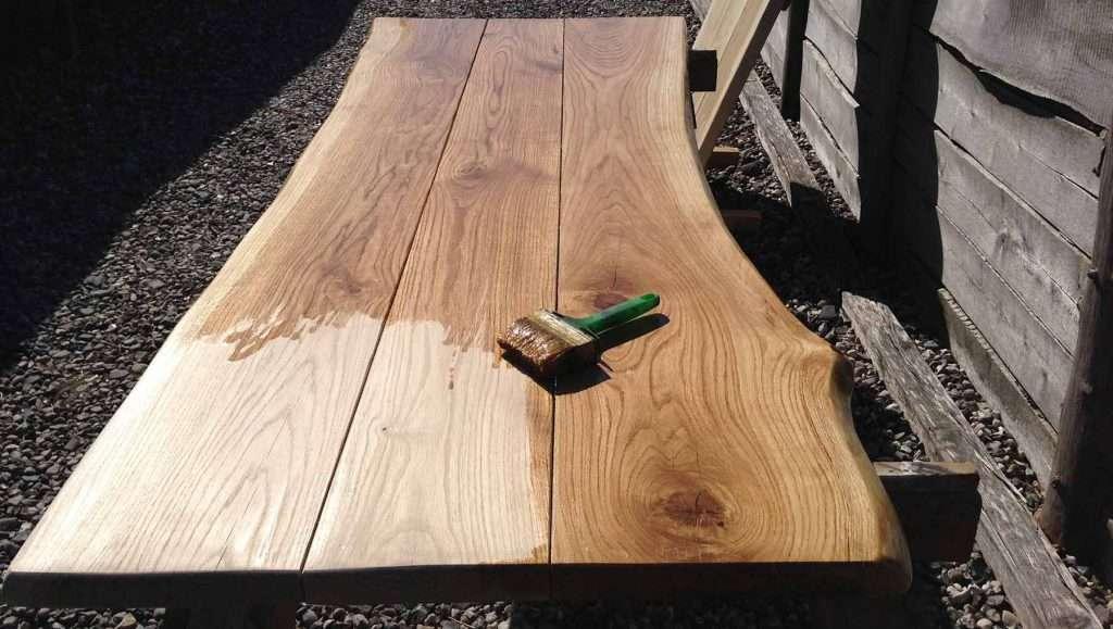 egetræ til plankeborde