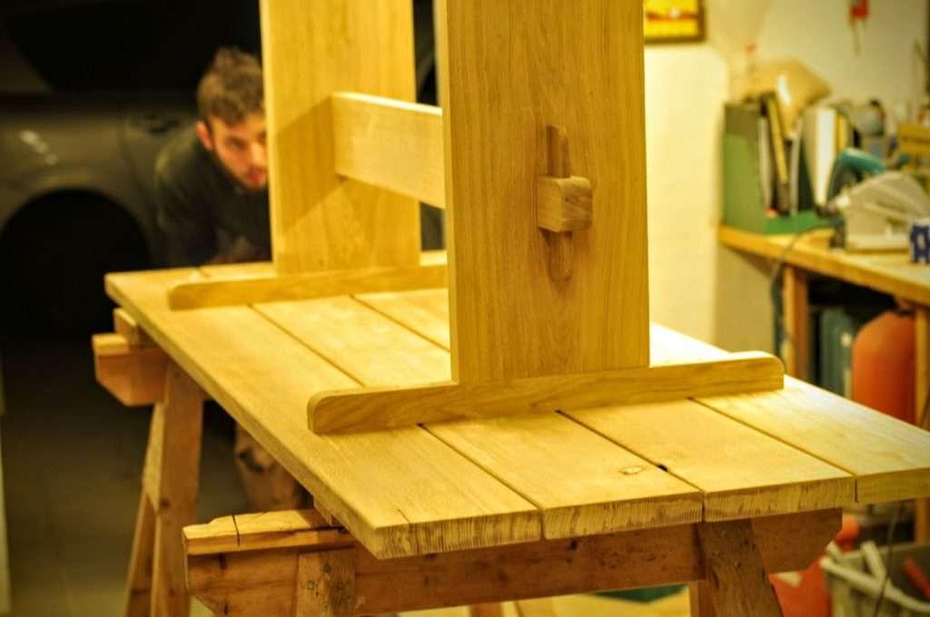 underkonstruktion plankebord