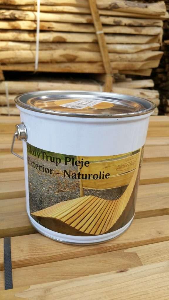 SkovTrup Pleje Exteriør Naturolie