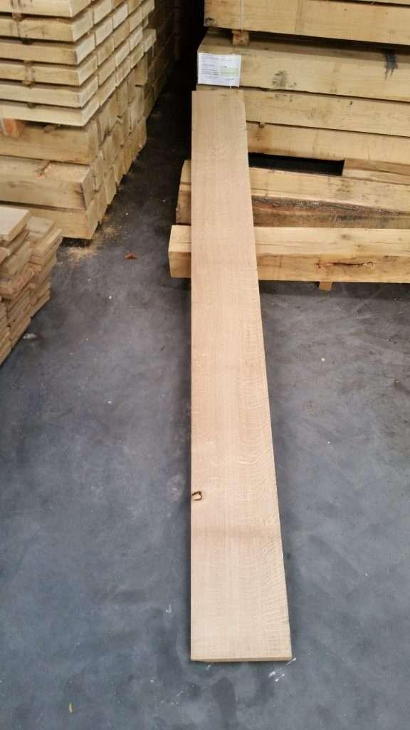 Splintfri EgePlanker 4,5x24,5