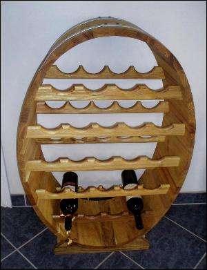 stor vinreol